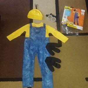 Other - Minion Halloween costume size XS